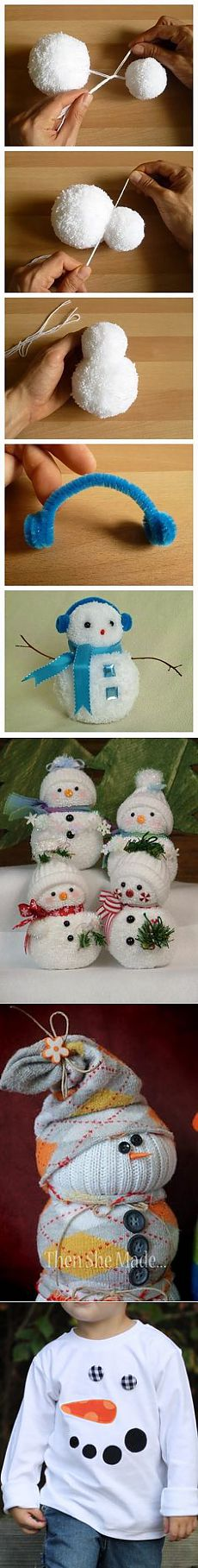 Cute Snowman...!!! | christmas decoration